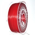 Filament DEVIL DESIGN / PLA / HOT RED / 1,75 mm / 1 kg. DEVILDESIGN
