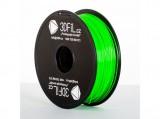 PLA Zelená transparentní - 1,75mm - 1 kg 3DFIL