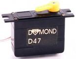 Zvětšit fotografii - Servo Dymond D47