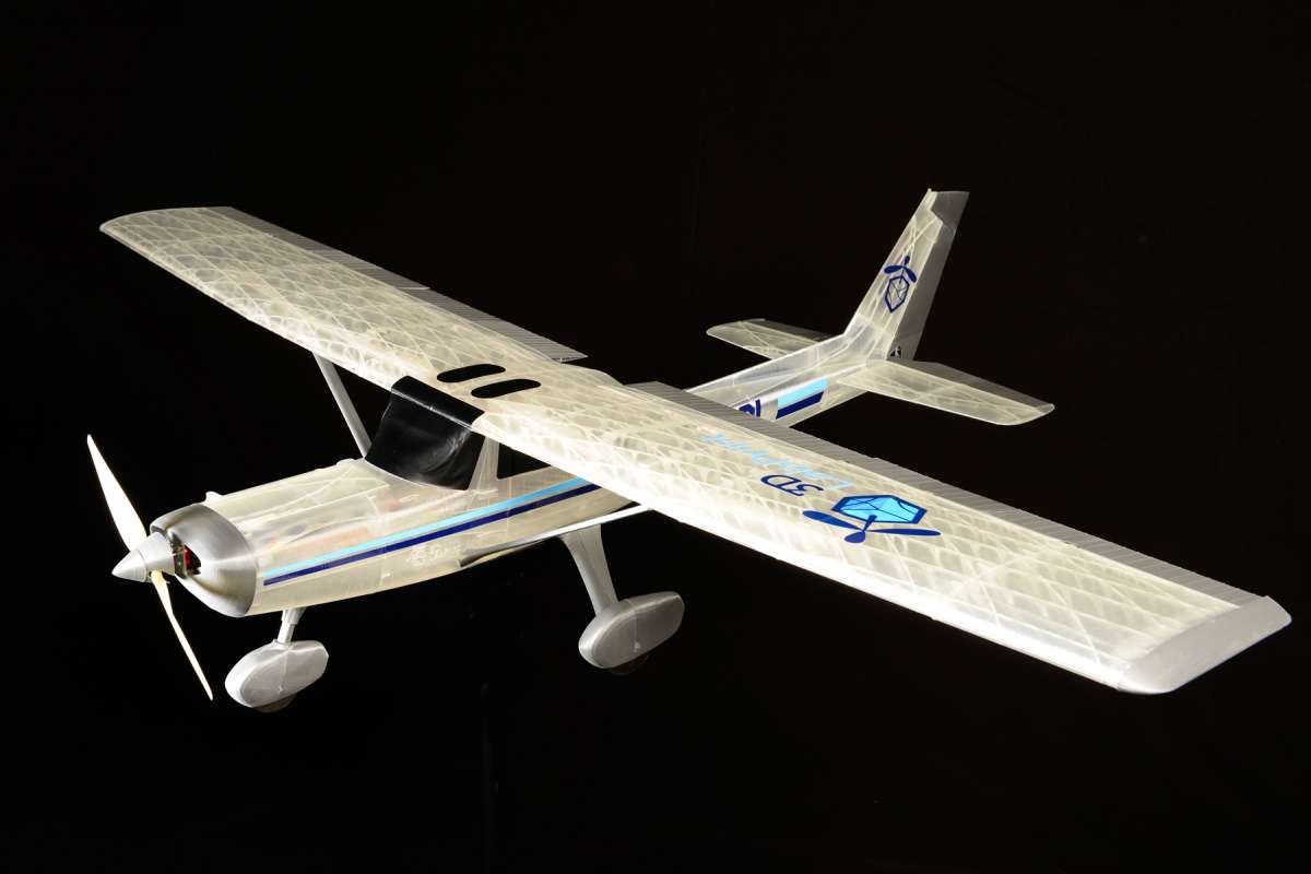 Cessna 152 od 3DLabPrint Roman Plesl