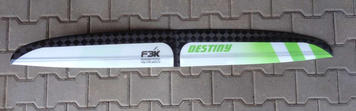 F3K DESTINY Roman Plesl