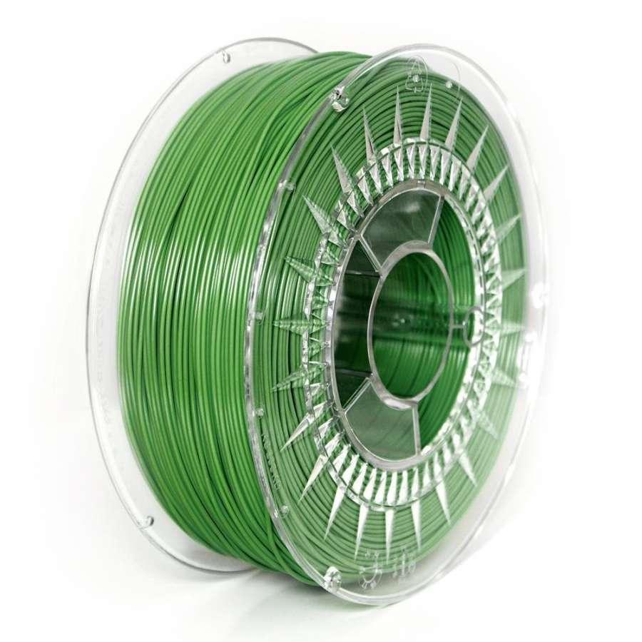 Filament DEVIL DESIGN / PLA / BRIGHT GREEN / 1,75 mm / 1 kg. DEVILDESIGN