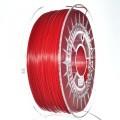 Zvětšit fotografii - Filament DEVIL DESIGN / PLA / HOT RED / 1,75 mm / 1 kg.