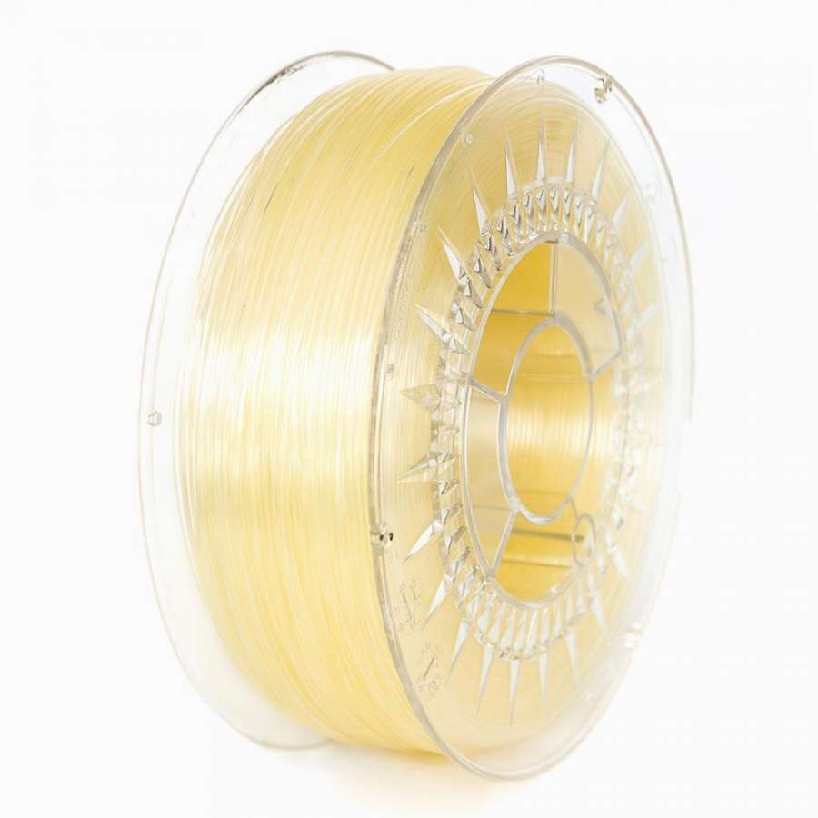 Filament DEVIL DESIGN / PLA / NATURAL / 1,75 mm / 1 kg. DEVILDESIGN