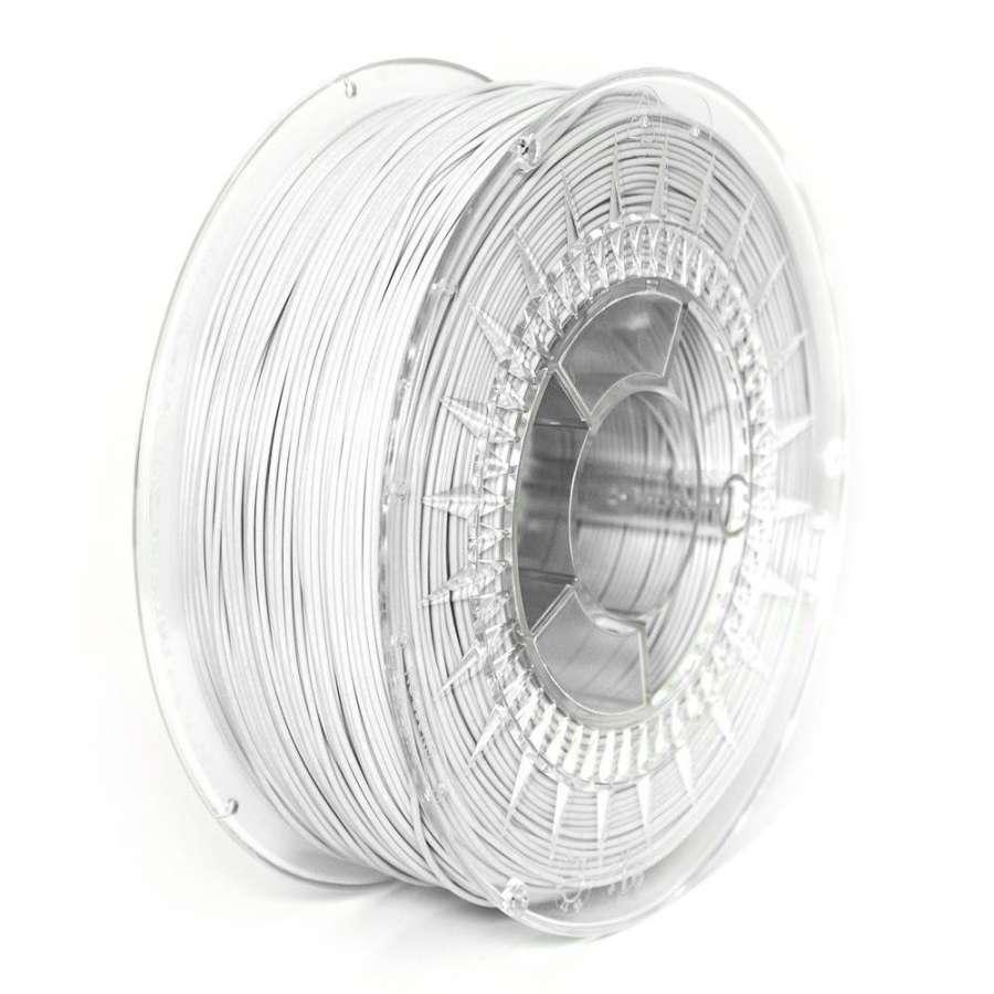 Filament DEVIL DESIGN / PLA / WHITE / 1,75 mm / 1 kg. DEVILDESIGN