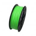 Zvětšit fotografii - Filament Gembird / PLA / ZELENÁ / 1,75 mm / 1 kg