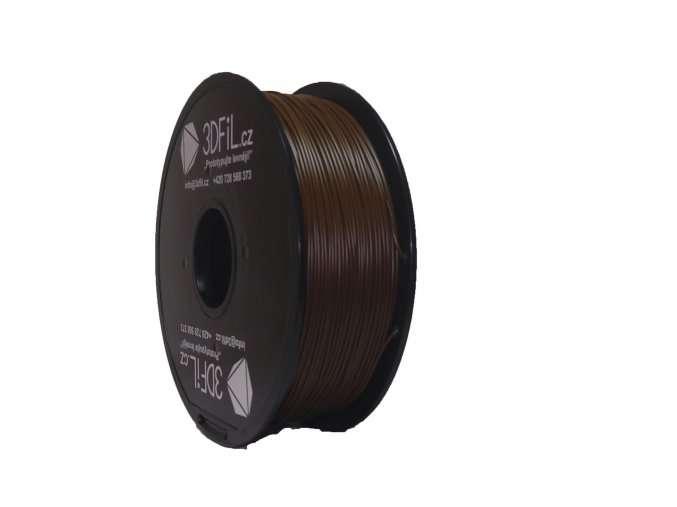 PLA kávová - 1,75 mm - 1 kg 3DFIL