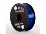 Zvětšit fotografii - PLA Modrá transparentní - 1,75 mm - 1 kg