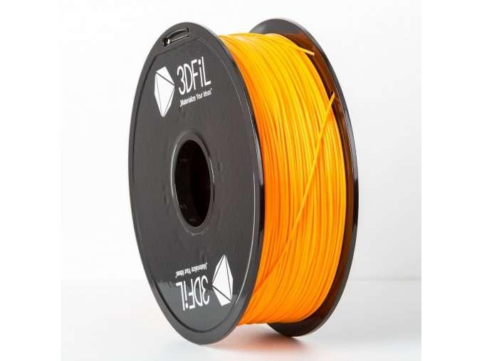 PLA Oranžová - 1,75mm - 1 kg 3DFIL