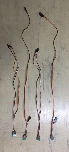 Propojovací kabely DiscusDuo