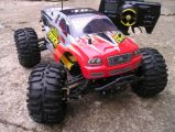RC model MAD TRUCK 4x4, Ta-02 ALU podvozek