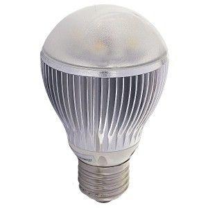 Úsporná žárovka LED+ 5x, E27, oválná, bílá denní (5 W, 230 V)