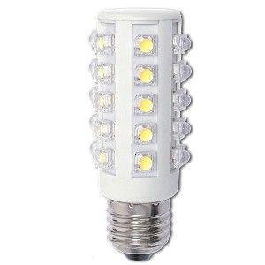 Úsporná žárovka LED+ 30x HIGH, E27, oválná, bílá denní (4,5 W, 230 V)
