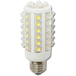 Úsporná žárovka LED+ 54x HIGH, E27, oválná, bílá denní (8,2 W, 240 V)