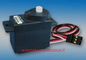KING MAX KM-09A analogové servo