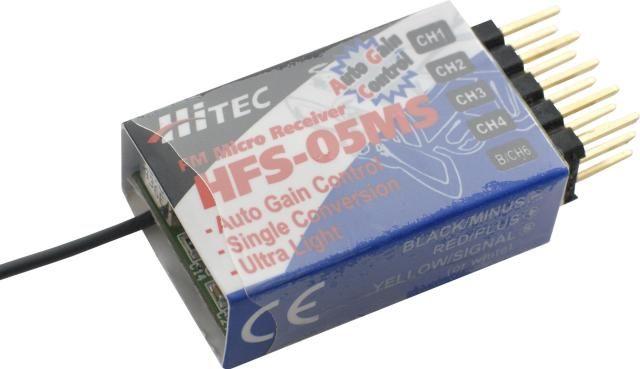 Přijímač HFS 05 MS